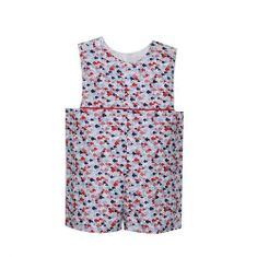 Remember Nguyen Fish Print Shortall.