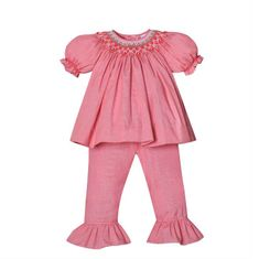 Remember Nguyen Aubrey Girl Pant Set.
