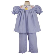 Remember Nguyen Fairytale Princess bishop pant set.