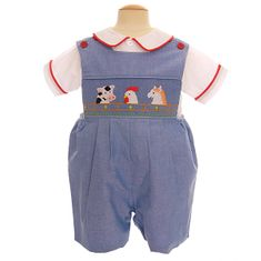 Remember Nguyen Farm Animals Shortall. Shirt not included.
