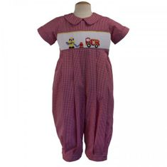Remember Nguyen Firedrill Boy Long Romper