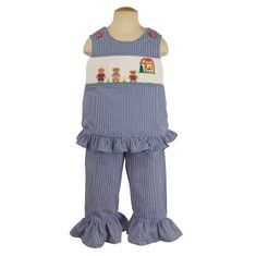 Remember Nguyen Goldilocks and Three Bears Pant Set.
