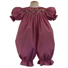Remember Nguyen Little Red Riding Hood Girl Romper