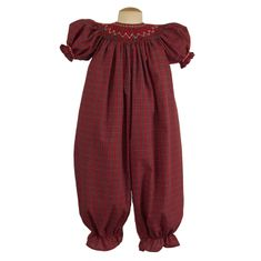 Remember Nguyen Nicole Girl Long Romper.