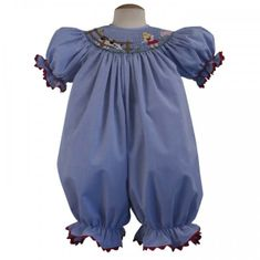 Remember Nguyen On the Farm Girl Romper