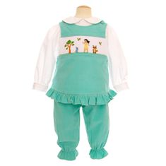 Remember Nguyen Pocahontas & Friends PANT SET (NOT Long Bloomer Set). Blouse not included