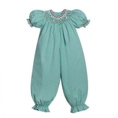 Remember Nguyen Reed Girl Long Romper.