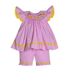 Remember Nguyen Ride the Rubber Duckie Short Set.