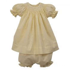 Remember Nguyen Sweet Bella Bishop Dress-Yellow