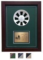 Framed Hole-in-One Ball Shadow Box