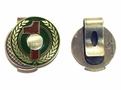 Hat Clip Hole-In-One Ball Marker