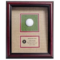 Hole-In-One Custom Shadow Box