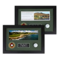 Hole-In-One Enclosed Shadowbox