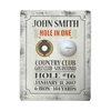 Rustic Hole-In-One Award