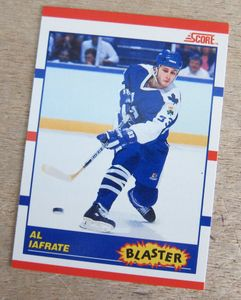 1990-91 Score ~ Hockey Trading Cards (Printed in the USA)