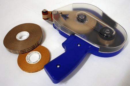 ATG Tapes for use in an Adhesive Transfer Gun