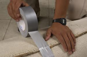 Holding, patching, splicing, or sealing