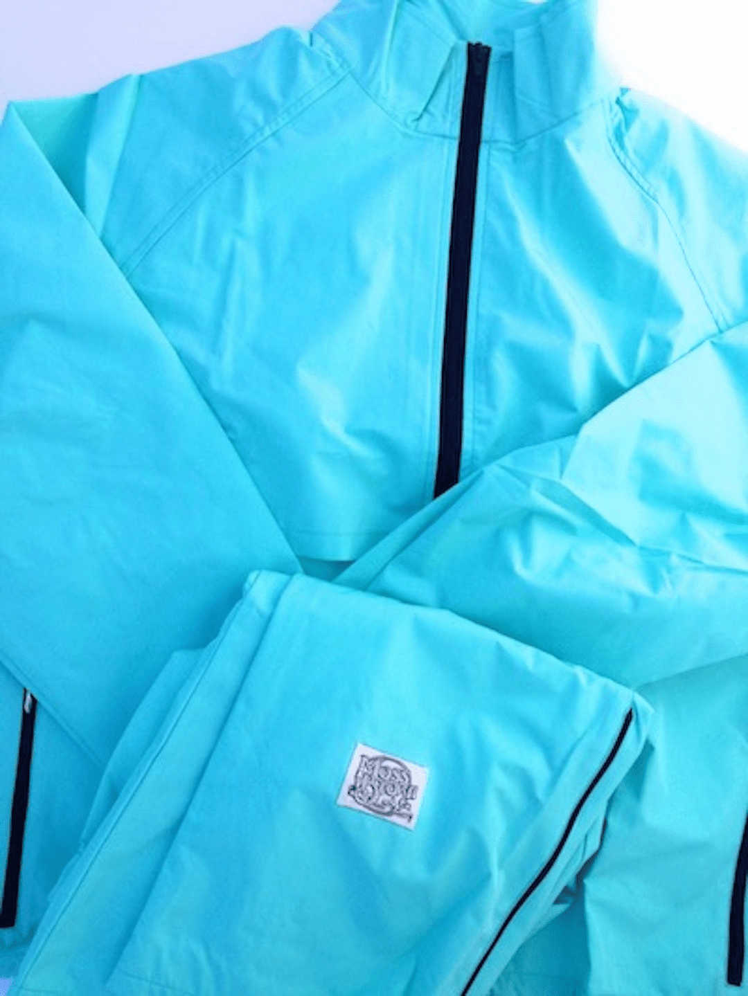 Aruba Blue 10-Miler jacket