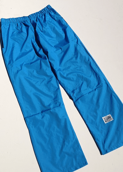 Bright Blue Pants