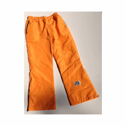 Fiery Orange Pants