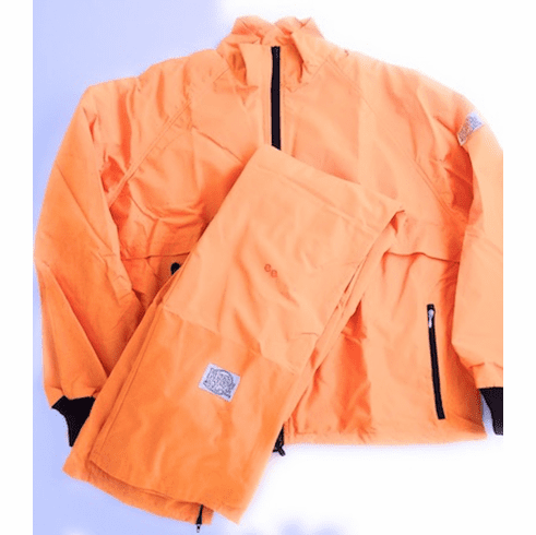 Orange Peel 10-Miler Moss-Tex Suit