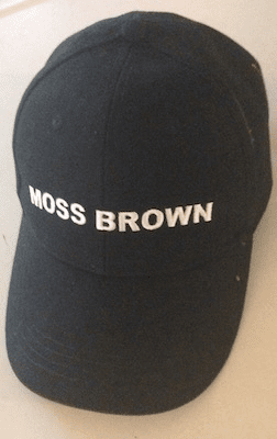 Moss Brown Cap