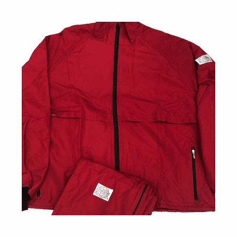 New! Chili Pepper Red 10-Miler Suit