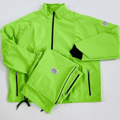 New Color! Green Flash 10-Miler Moss-Tex Suit