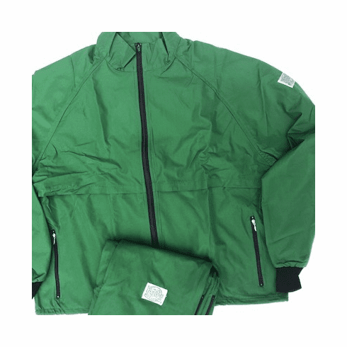 Forest Green 10-Miler MOSS-TEX Suit