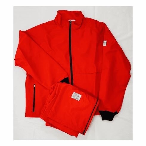 New! Scarlet Red Moss-Tex 10-Miler Suit