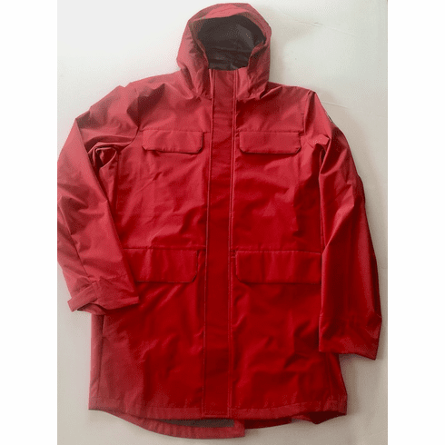 Something Special! Hooded Storm Coat