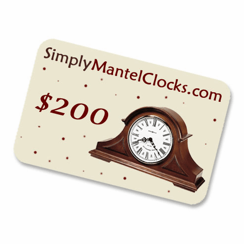 $200 Instant Gift Certificate
