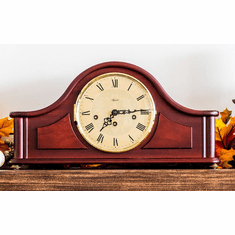 Acton Key Wound Mantel Clock by Hermle