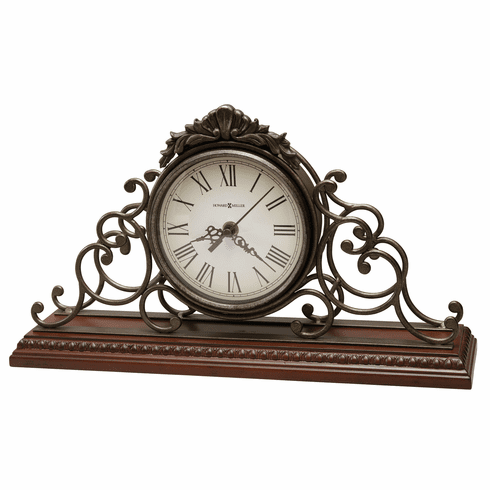 Adelaide Quartz Mantel Clock by Howard Miller