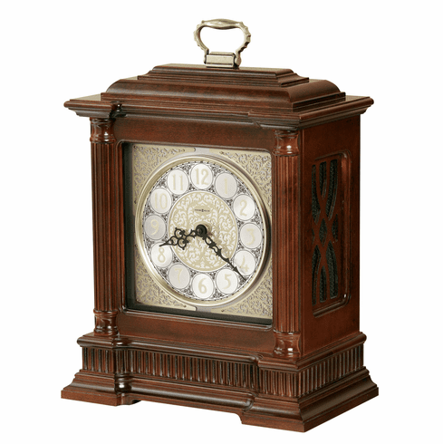 Akron Quartz Mantel Clock by Howard Miller