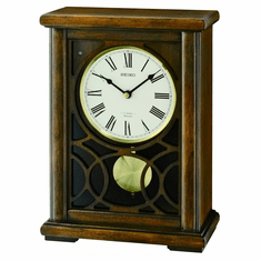 Albany Mantel Clock by Seiko