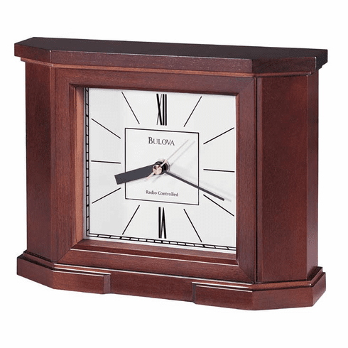 Altus Mantel Clock by Bulova