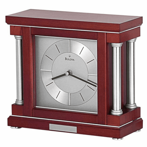 Ambiance Mantel Clock by Bulova