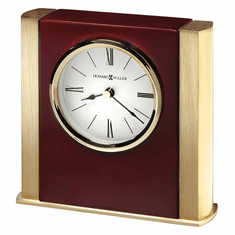 Ambrose Quartz Mantel Clock by Howard Miller