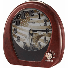 American Morning Mantel Clock by Rhythm