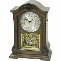 American Pride Mantel Clock by Rhythm
