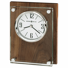 Amherst Table Clock by Howard Miller
