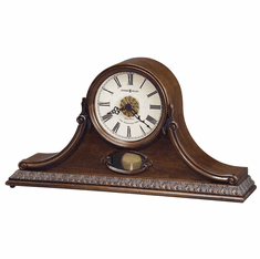 Andrea Quartz Mantel Clock by Howard Miller - Scratched on Back Inner Edge