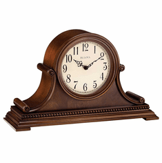 Asheville Mantel Clock by Bulova