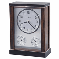 Aston Quartz Mantel Clock  by Howard Miller