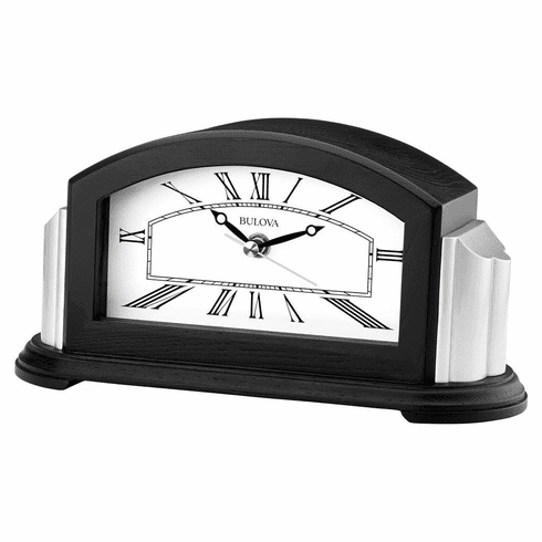 Astor Bluetooth Enabled Mantel Clock by Bulova