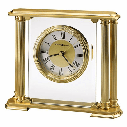Athens Quartz Mantel Clock by Howard Miller