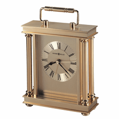 Audra Alarm Mantel Clock by Howard Miller