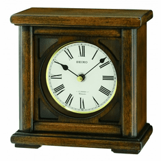 Austen Mantel Clock by Seiko