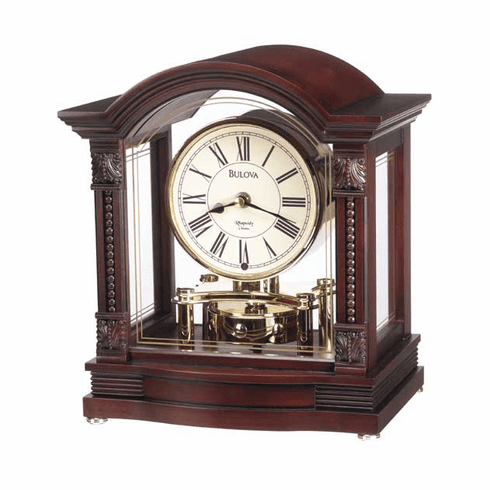 Bardwell Mantel Clock by Bulova